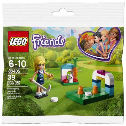 LEGO Friends 30405 Stephanie's Hockey Practice (Polybag)