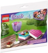 LEGO Friends 30411 Chocolate Box & Flower (Polybag)