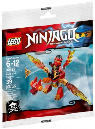 LEGO Ninjago 30422 Kai's Mini Dragon (Polybag)
