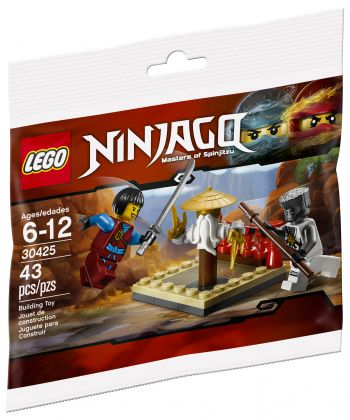 LEGO Ninjago 30425 CRU Masters' Training Grounds (Polybag)