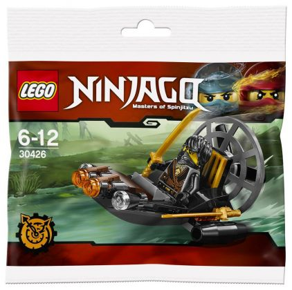LEGO Ninjago 30426 Stealthy Swamp Airboat (Polybag)