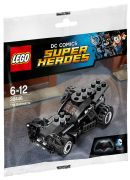 LEGO DC Comics Super Heroes 30446 - La mini Batmobile (Polybag) pas cher