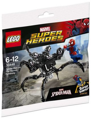 LEGO Marvel Super Heroes 30448 Spider-Man vs. The Venom Symbiote (Polybag)