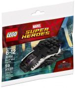 LEGO Marvel 30450 L'Avion Chasseur Royal (Polybag)