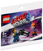 LEGO The LEGO Movie 30460 L'embuscade plantimale de l'espace Rex [Polybag]