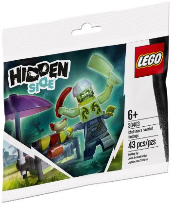 LEGO Hidden Side 30463 Chef Enzo's Haunted Hotdogs (Polybag)