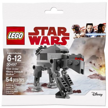 LEGO Star Wars 30497 First Order Heavy Assault Walker (Polybag)