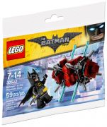 LEGO The Batman Movie 30522 Batman dans la zone fantôme (Polybag)