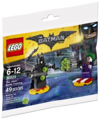 LEGO The Batman Movie 30523 The Joker Battle Training (Polybag)