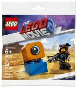 LEGO The LEGO Movie 30527 Lucy vs. Alien Invader (Polybag)