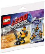 LEGO The LEGO Movie 30529 Mini Master-Building Emmet (Polybag)