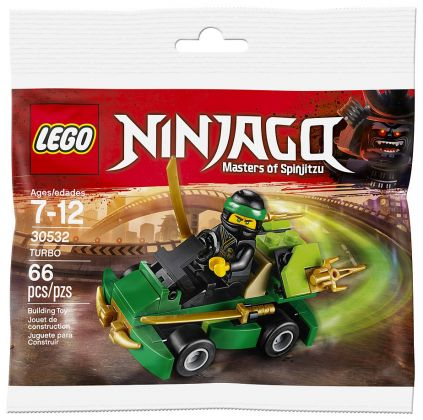 LEGO Ninjago 30532 Turbo (Polybag)