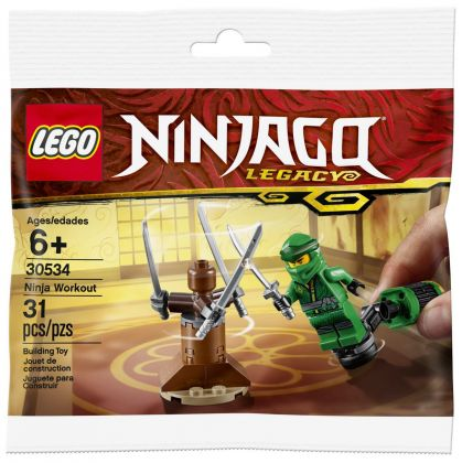 LEGO Ninjago 30534 Ninja Workout (Polybag)