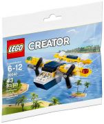 LEGO Creator 30540 Yellow Flyer (Polybag)