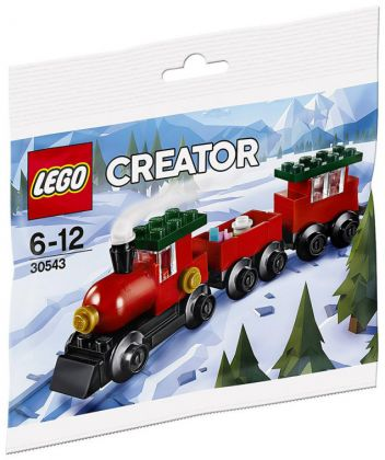 LEGO Creator 30543 Christmas Train (Polybag)