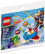 LEGO DC Super Hero Girls 30546 - Krypto sauve la situation (Polybag) pas cher