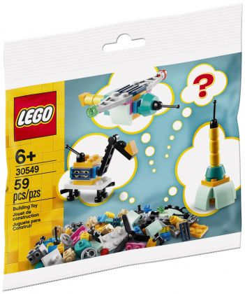 LEGO Classic 30549 Build Yout Own Vehicles - Make it Yours (Polybag)