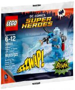 LEGO DC Comics Super Heroes 30603 - Batman Classic TV Series - Mr. Freeze (Polybag) pas cher