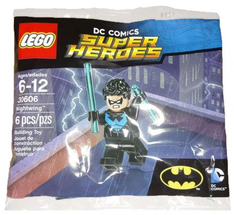 LEGO DC Comics Super Heroes 30606 Nightwing (Polybag)