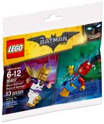 LEGO The Batman Movie 30607 Batman en tenue disco - Batman en tenue de clown (Polybag)
