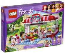 LEGO Friends 3061 Le café