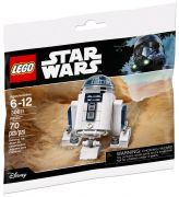 LEGO Star Wars 30611 - R2-D2 (Polybag) pas cher