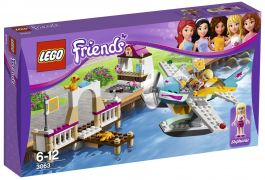 LEGO Friends 3063 - Le club d'aviation de Heartlake City pas cher