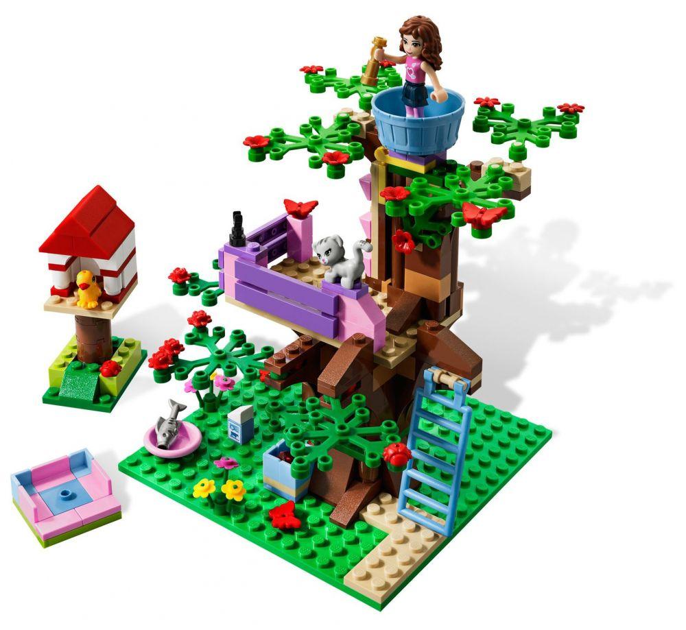 3065 la cabane dans l arbre de lego for Acheter cabane dans les arbres