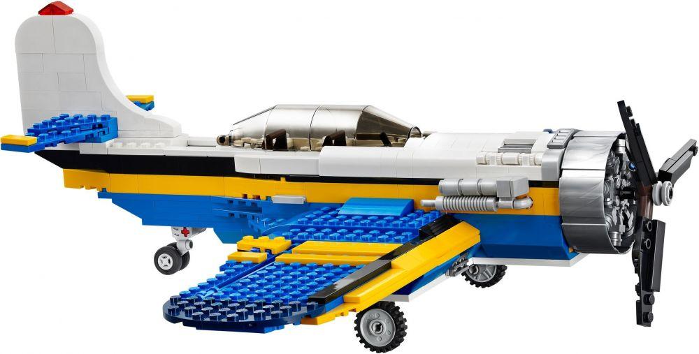 LEGO Creator 31011 pas cher - L\'avion de collection