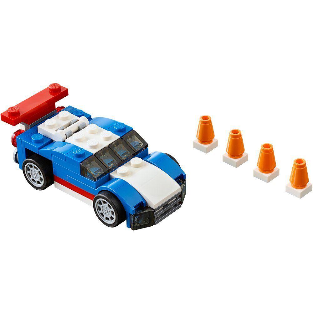 31027 Le Bolide Bleu Lego Creator  Lego  31027 Le Bolide Bleu Lego Creator ,