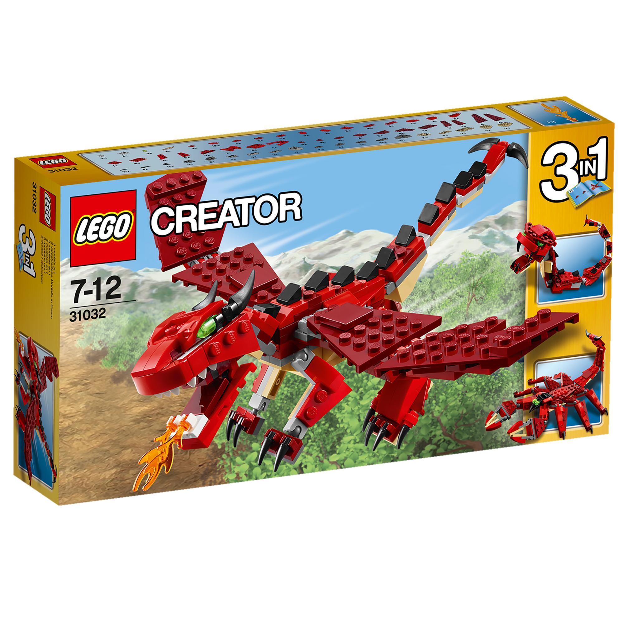 LEGO Creator 31032 pas cher