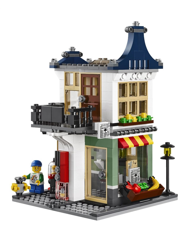 lego creator 31036 pas cher le magasin de jouets et l 39 picerie. Black Bedroom Furniture Sets. Home Design Ideas
