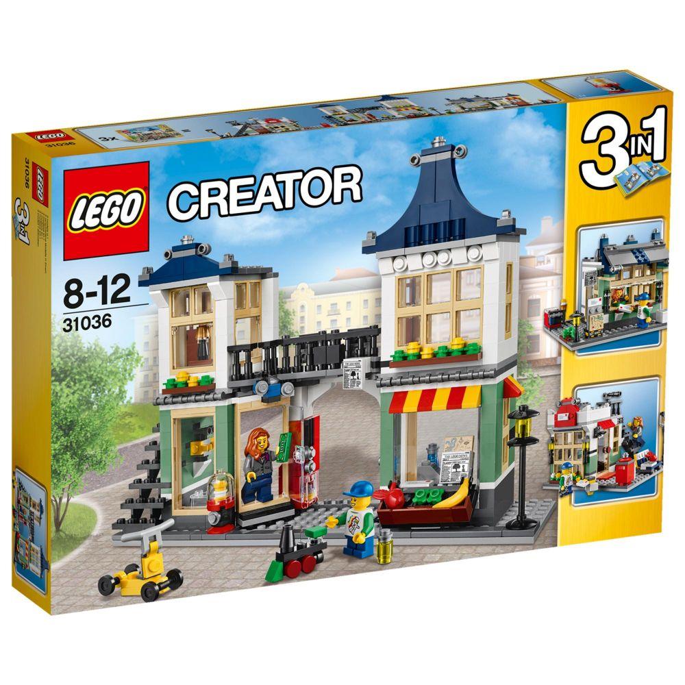 lego creator 31036 pas cher le magasin de jouets et l. Black Bedroom Furniture Sets. Home Design Ideas