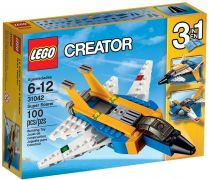 LEGO Creator 31042 L'avion à réaction