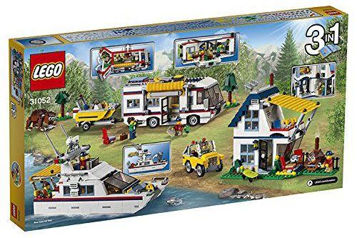 lego creator 31052 pas cher le camping car. Black Bedroom Furniture Sets. Home Design Ideas