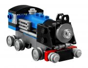 LEGO Creator 31054 Le train express bleu