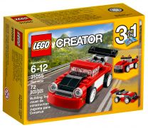 LEGO Creator 31055 - Le bolide rouge pas cher