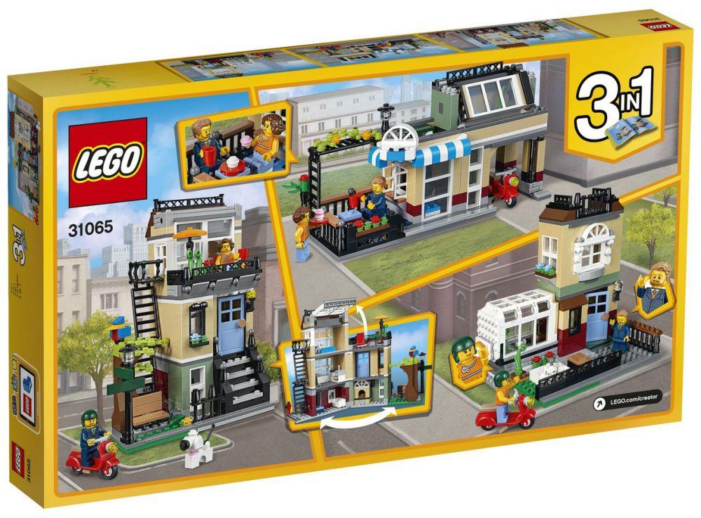 Lego Creator  La Maison De Ville