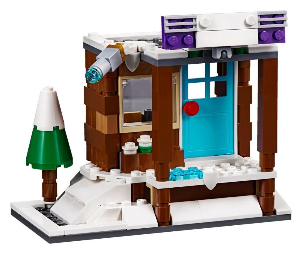 lego creator 31080 pas cher le chalet de montagne. Black Bedroom Furniture Sets. Home Design Ideas