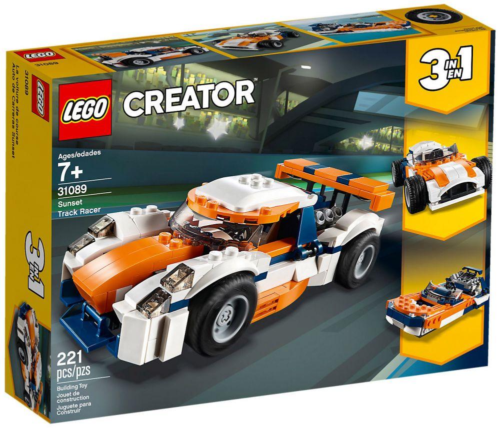 Lego Creator 31089 Pas Cher La Voiture De Course
