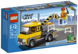 LEGO City 3179 Le camion de réparation