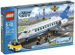 LEGO City 3181 L'avion