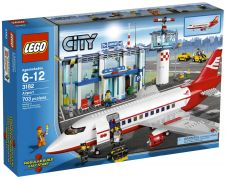 LEGO City 3182 L'aéroport