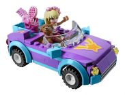 LEGO Friends 3183 Le cabriolet