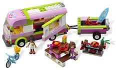 LEGO Friends 3184 Le camping-car