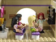 LEGO Friends 3185 Le camp d'équitation