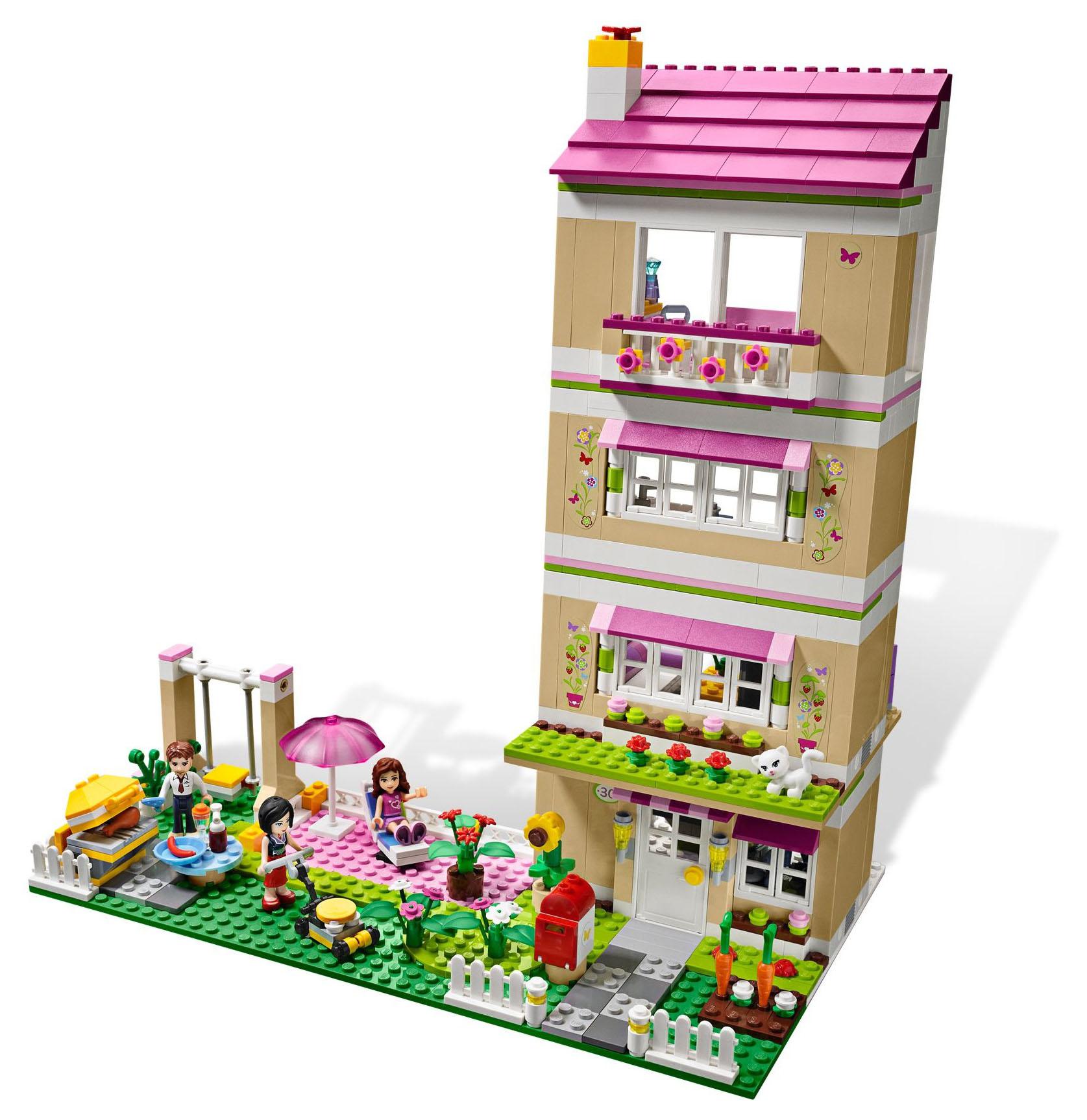 3315 La Villa LEGO : King Jouet, Lego, planchettes & autres LEGO  Jeux de
