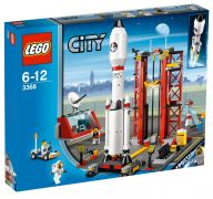 LEGO City 3368 Le centre spatial