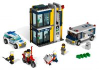 LEGO City 3661 Le transfert de fonds