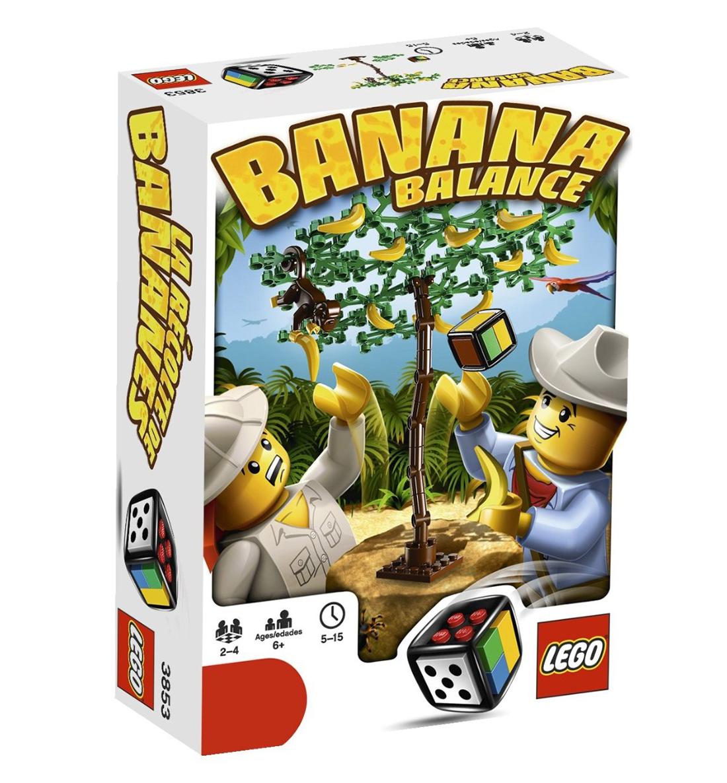 Lego jeux de soci t 3853 pas cher banana balance - Jeux de lego sur jeux info ...